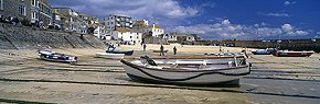 boats of st ives