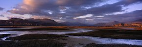 twilight on the afon glaslyn 2
