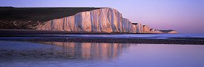 final light on the seven sisters