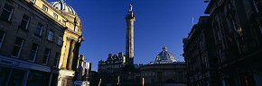 grey's monument, newcastle