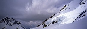 jungfrau and monch slopes 2