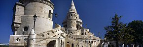 tower at the fisherman's bastion