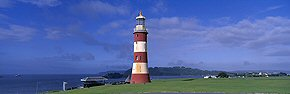 smeaton's tower, plymouth hoe