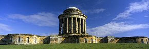 mausoleum at castle howard - ym0222