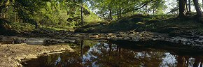 pool at low force, river tees - du0095
