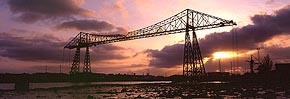 sundown, transporter bridge 3