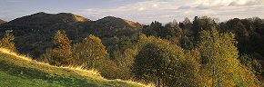 autumn highlights, malvern hills