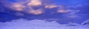 luminous clouds, stac pollaidh 2