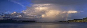 stormcloud over lomond
