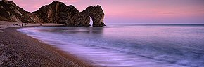Durdle Door at twilight2
